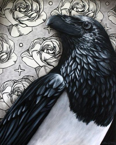 All Ravens Are Poe's Crows