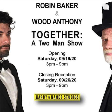 Details on the Robin Baker & Wood Anthony show